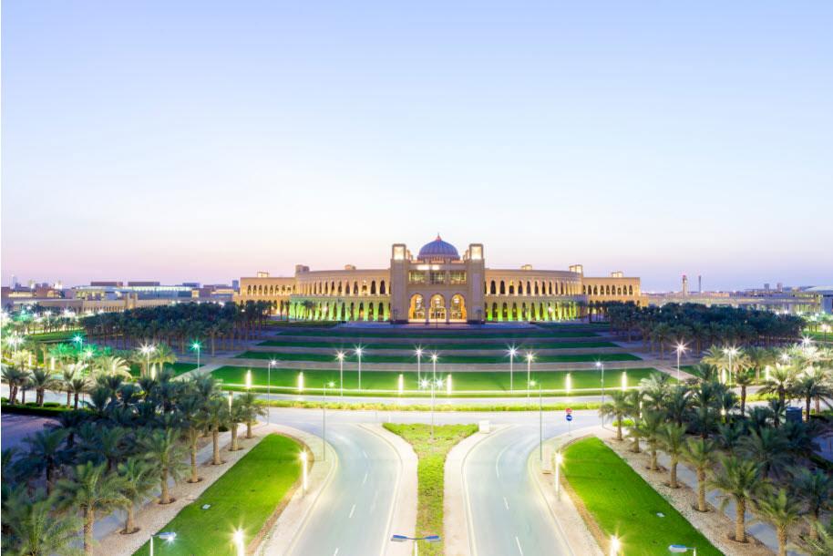 منظومة متكاملة للتعليم عن بعد في جامعة الأميرة نورة بنت عبدالرحمن